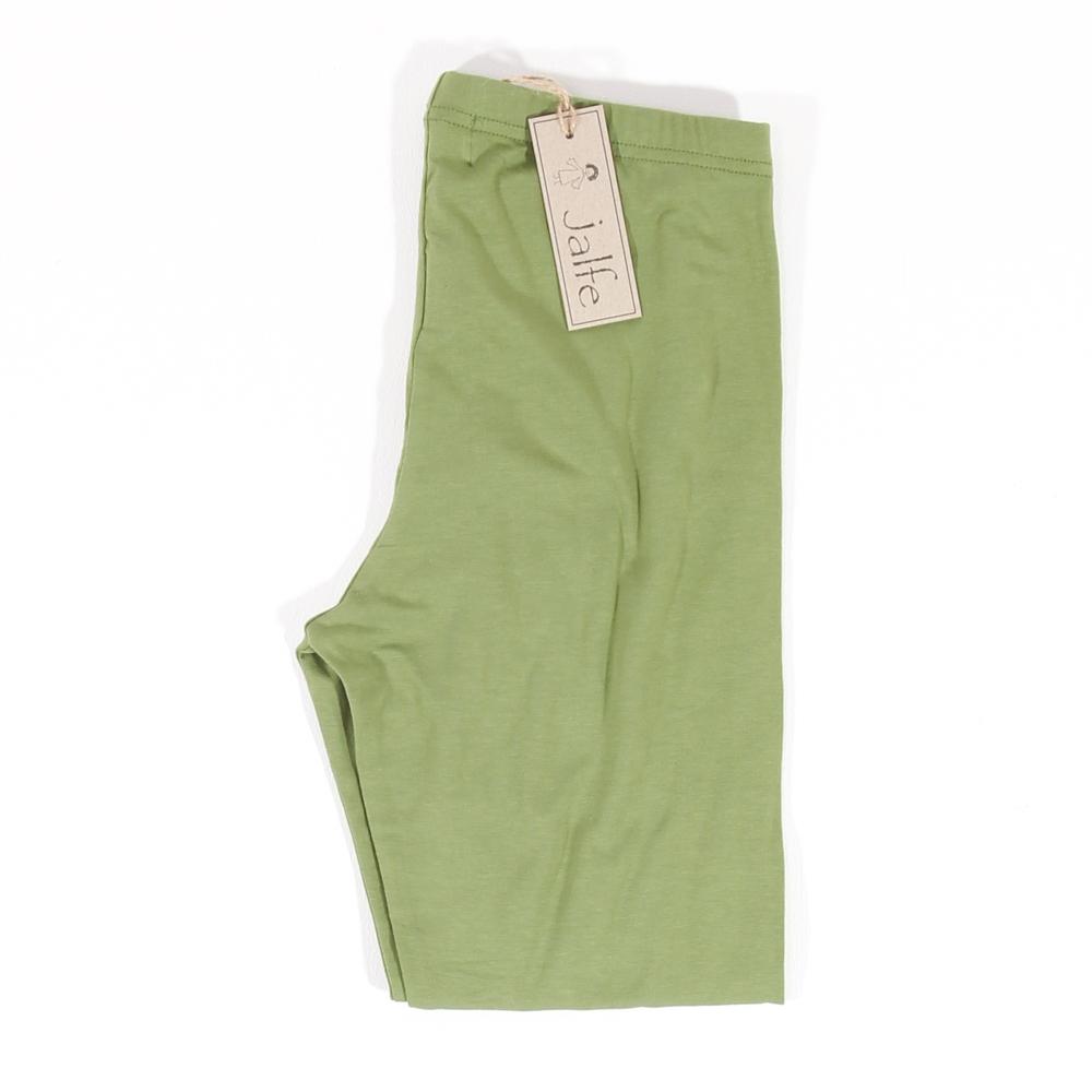 Leggins JALFE uni 3/4   grün