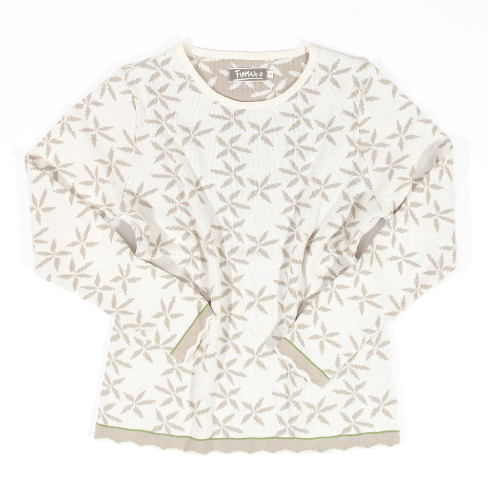 Pullover Lela natur|flax
