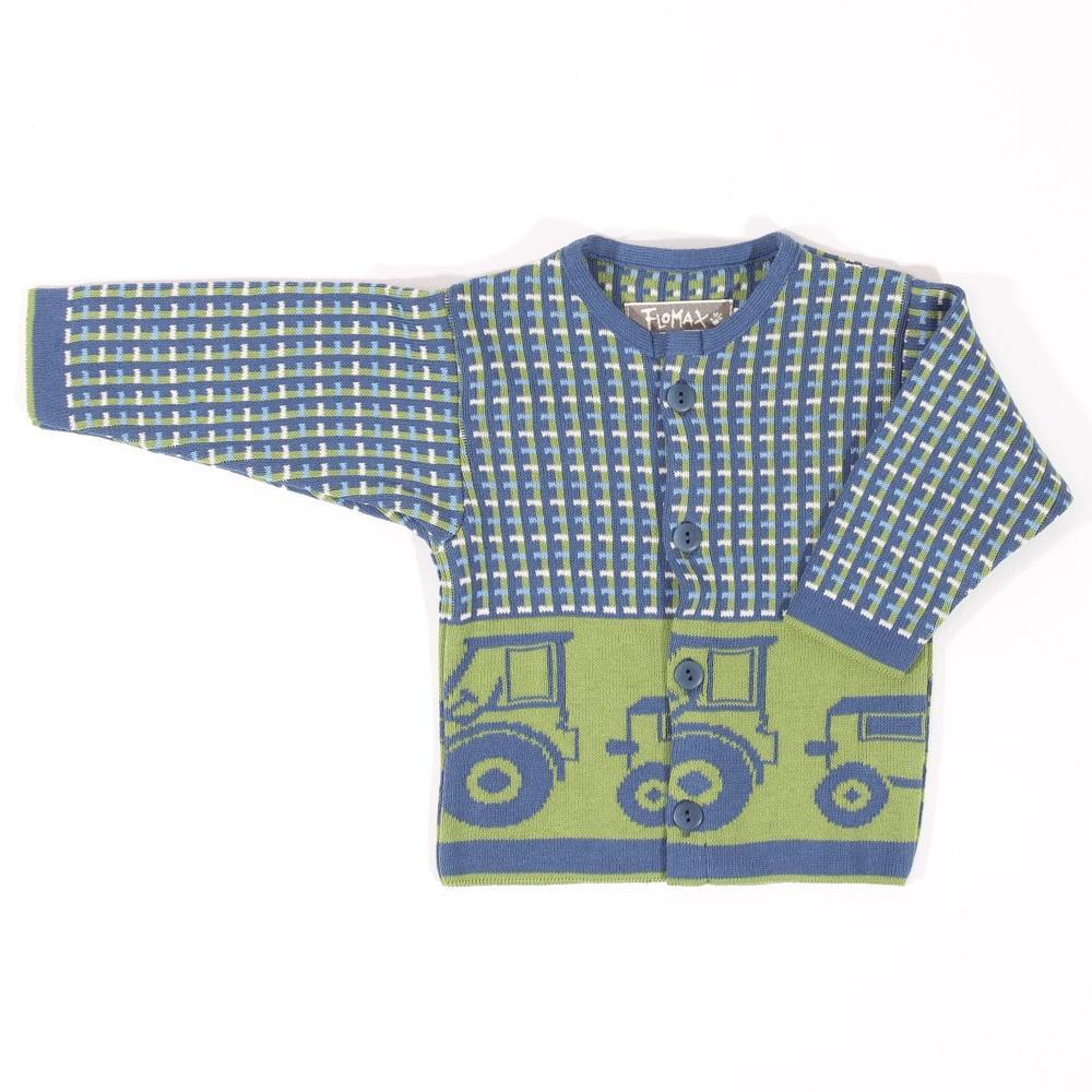 Jacke Oscar Baby jeans|pistazie