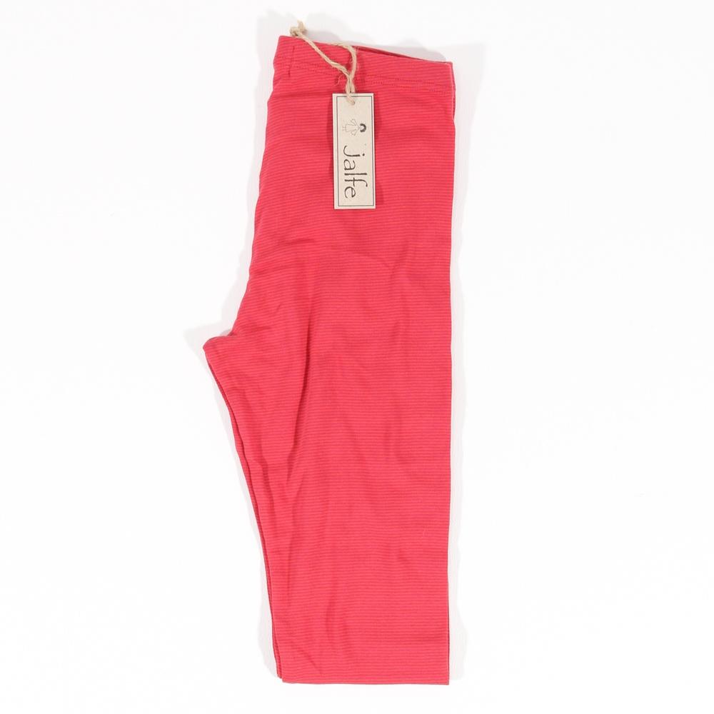Leggins JALFE Ringel pink rot