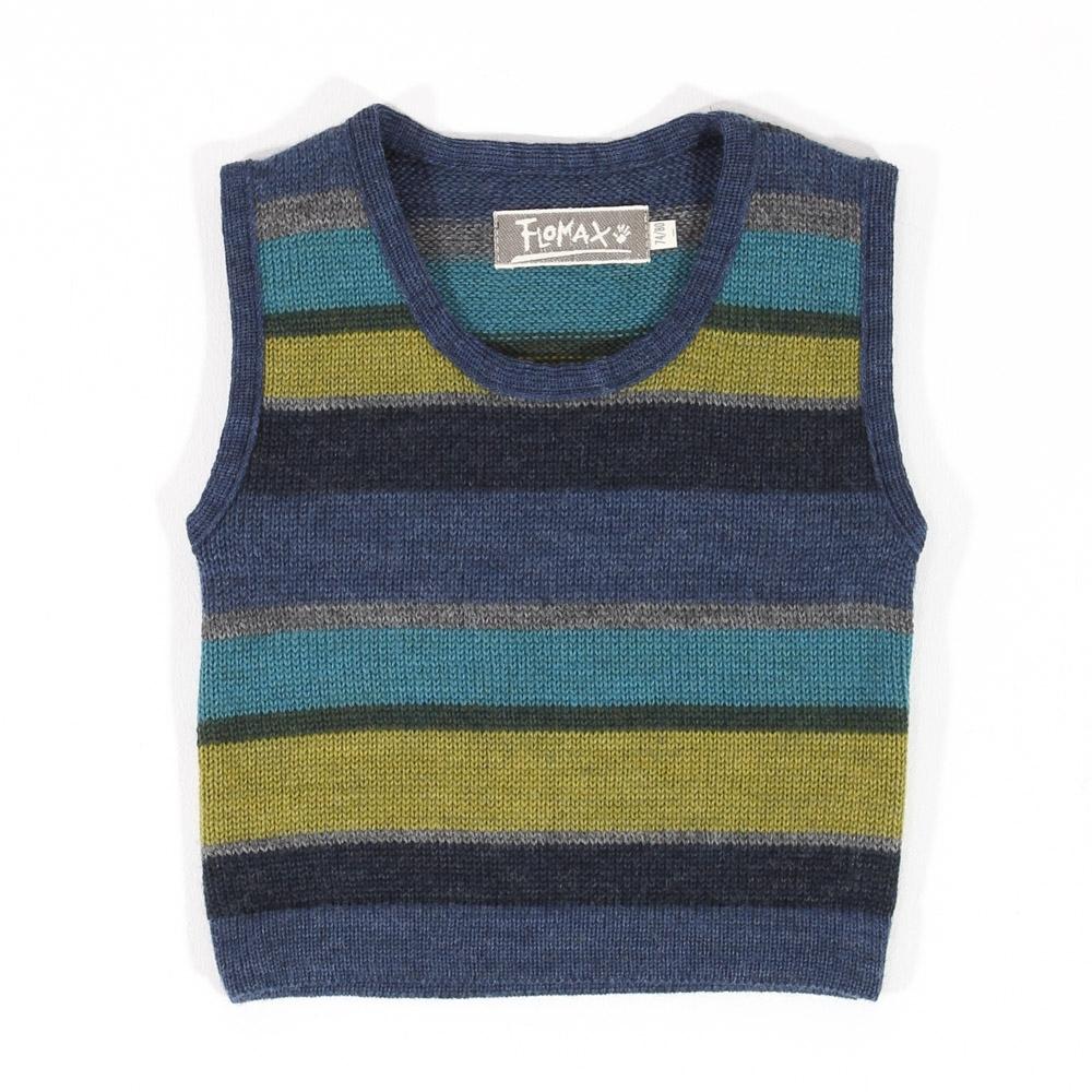 Pullunder Arco Baby jeans|bunt