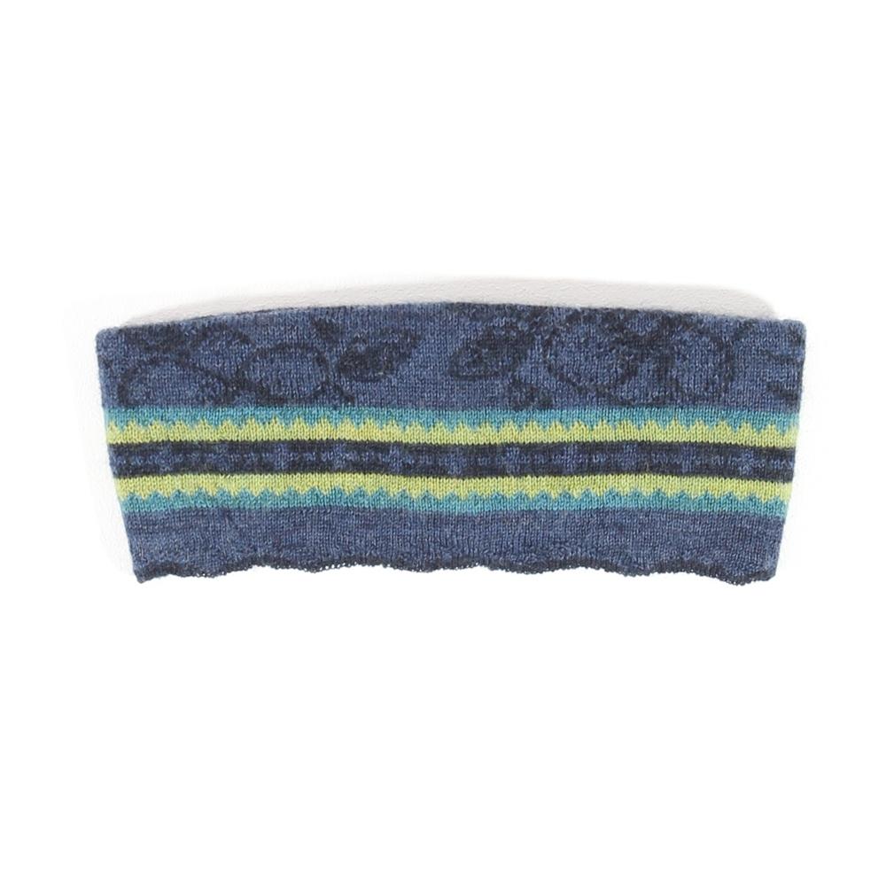 Stirnband Canina jeans nachtblau